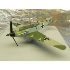 * Armour 5302 BF-109 Luftwaffe  2 WW Aces Metal 1:100 Scale (PL)