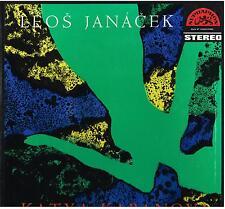 Janacek: Katya Kabanova / Krombholc, Lemariova, Tikalova, Prague  - LP Supraphon