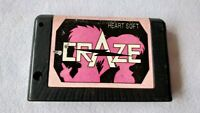 CRAZE MSX MSX2 Game Cartridge only Japan tested-a430-