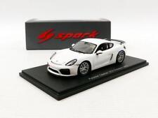 Spark 1/43 Porsche Cayman 2017 White S5200