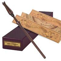 Wizarding World Harry Potter Ollivander's Luna Lovegood Interactive Wand