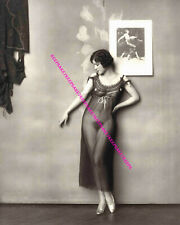 LADY IN A NEGLIGEE - NEW ORLEANS PROSTITUTE 8x10 PHOTO BY E.J. BELLOCQ  Z-EJB1
