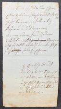 Marie Saphier - Eigenhändiger Brief an eine Freundin um 1860
