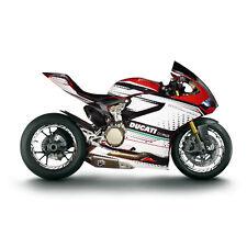 Ducati Panigale 1199  Motorraddesign Dekor Decal Aufklebe Stickerkit