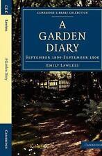 A Garden Diary : September 1899-September 1900 by Emily Lawless (2010,...