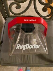 rug doctor deep carpet cleaner waste water tank, DCCC Model