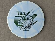 Discmania Tilt Simon Lizotte Signature Series Disc, Blue with Green Stamp