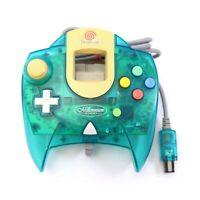 Dreamcast - orig. Pad #blau-weiss transparent / Aqua Blue Millennium 2000 Edt.