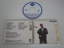 DJ JAZZY JEFF & THE FRESH PRINCE/HE´S THE DJ, I´M THE...(JIVE 1091-2-J) CD ALBUM