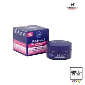Nivea Face Night Cream for Dry & Sensitive Skin 50ml
