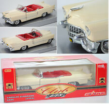 Majorette 4405 Cadillac Eldorado Cabriolet, blass-gelb, majorette, 1:18