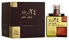 24 Carat Pure Gold by Lattafa 100ml EDP Unisex Oudh Spray Perfume