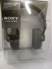 Sony Stereo Headphone MDR-ZX500 Black / Brand New & Sealed MDRZX500