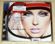 Christina Aguilera ~ KEEPS GETTIN' BETTER ~ NEU & OVP