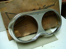 Mopar NOS Headlamp Bezel Rt.59 Chrysler Windsor, Saratoga, 300/New Yorker