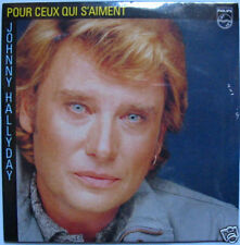 JOHNNY HALLYDAY (CD single)  Pour ceux qui s'aiment  NEUF SCELLE