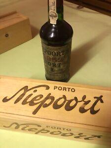 Porto Niepoort 1952 - 0,75l - Vinho De Porto