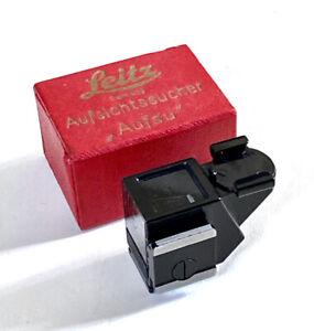 Leica 50mm Waist-Level Finder AUFSU