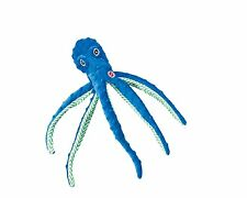 "SPOT ETHICAL EXTREME SKINNEEEZ SQUEAKER OCTOPUS DOG 16"" TOY. IN USA"
