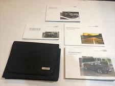 2010 Audi A5 cabriolet owners manual & portfolio