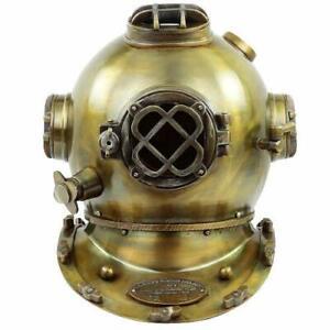 Shop Till You Drop Diving Helmet Deep Sea Marine Divers Helmet best vintage helm