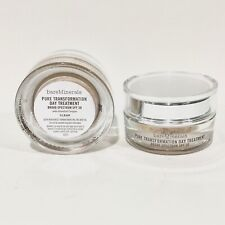 BareMinerals Pure Transformation Day Treatment SPF20 CLEAR 4g New Without Box!