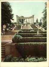 Kislovodsk Кислово́дск Kaukasus Russland Sowjetunion ~1964 Säulen Gebäude color