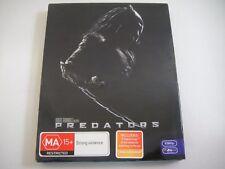 Predators (2010) - JB Hi-Fi Slipcover Comic & Blu-Ray Region B/A | VGC | Rare