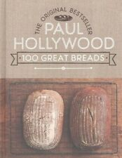 100 Great Breads, Hardcover by Hollywood, Paul, Like New Used, Free shipping ...