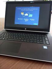 Hewlett Packard HP ProBook 470 G5 i7 Gen.8 mit 16 GB RAM SSD+HDD