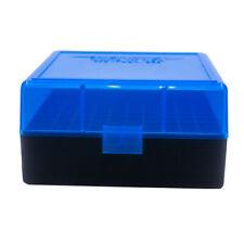 Frankford Arsenal Charnière Haut Ammo Box 205 222-223 20 Rnd Bleu