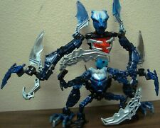 LEGO BIONICLE PHANTOKA 8692 8948 VAMPRAH GAVLA MATORAN CUSTOM + MANUAL