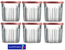 Boites et bocaux Luminarc en verre pour le rangement de la cuisine