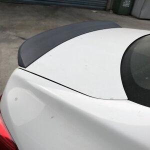 Flat Black 522ET Rear Trunk Spoiler Wing For 12~18 Volkswagen Passat NMS Sedan