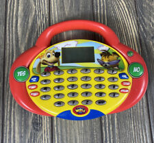 Jump Start World JS-726 Electronic Game Toy Red Yellow