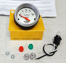 "SALE AUTOMETER ULTRA LITE 2 1/16"" 52mm FUEL LEVEL GAUGE (USE WITH 3262 SENDER)"
