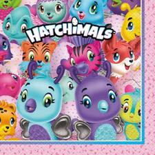 Draggles and Pengualas Hatchlings Party Stickers Lolly Hatchimals Stickers x 5