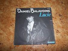 vinyle de DANIEL BALAVOINE  LUCIE