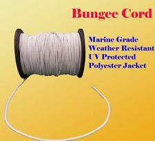 316 X 30 Ft 10 Yard Premium Marine Grade Bungee Shock Stretch Cord Uv Wht