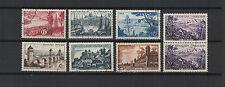 FRANCE 1955 série touristique série complète 7 timbres oblitérés /T1888