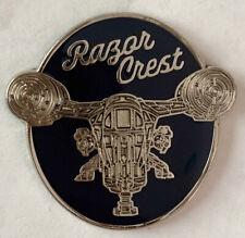 Star Wars Pin The Mandalorian Razor Crest Gunship Official Lucasfilm Pin