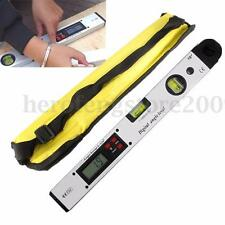 LCD Disply Electronic Digital Protractor Angle Finder with Scale NEW