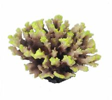 Green Cauliflower Coral Aquarium Ornament Fish Tank Decoration