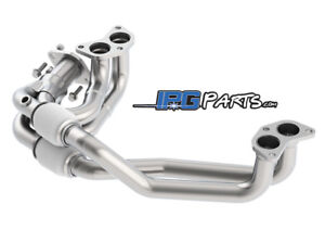 Borla Unequal Length Header Fits Scion FRS Subaru BRZ Toyota 86 17284