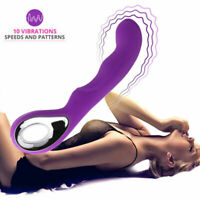 New MultiSpeed Vibrator Sex-toys for Women G Spot Dildo Rabbit Female Massager