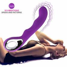MultiSpeed-Vibrator-G Spot-Dildo-Female-Women-Massager-Waterproof USE Lubricant