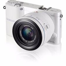 SAMSUNG NX nx1100 fotocamera digitale 20.3mp - Bianco (KIT CON OBIETTIVO 20-50mm f/3.5-5.6)