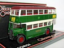 OOC DAIMLER UTILITY BUS LONDON TRANSPORT GREENLINE ROUTE 722 1/76 43905