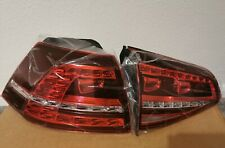 VW Golf GTI GTD VII MK7 (2013-17) Replacement LED Rear Tail lights- FULL SET.
