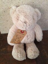 NEXT MY BEST FRIEND TEDDY BEAR CUDDLY BABY SOFT HUG TOY COMFORTER 12/09 BNWT